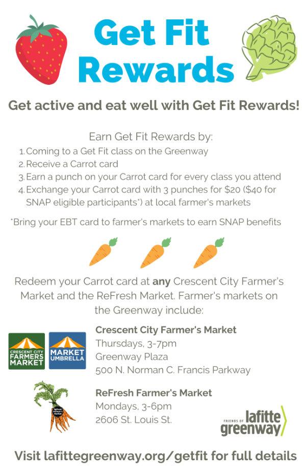 Get Fit Rewards