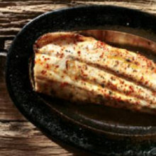 Grilled Louisiana Drum